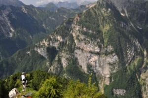 """Photo of Film in Dolomiti, """"La cengia de l'Adriano"""""""