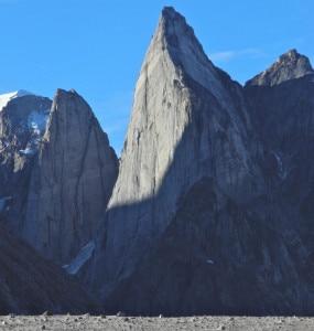Photo of Groenlandia, aperta nuova via sullo Shark's Tooth da Della Bordella e soci