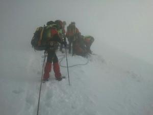 Photo of Maltempo sul Cevedale, due alpinisti bloccati sulla vetta