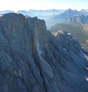 Photo of Frane su Monte Mezzocorona e Civetta: due feriti