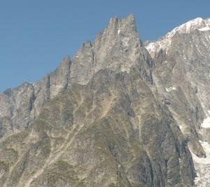 Photo of Recuperati quattro alpinisti bloccati sul Monte Bianco