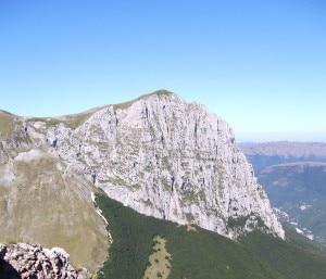 Monte Bove (Photo Alessandro Paglialunga courtesy of Wikimedia Commons)