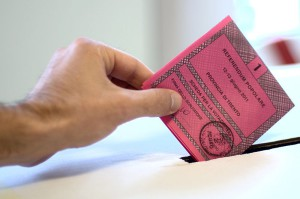Votazione Referendum (Photo Niccolò Caranti courtesy of Wikimedia Commons)
