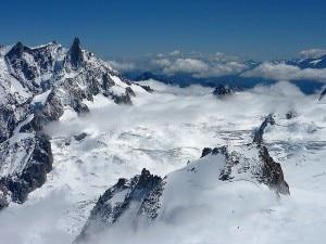 Photo of Monte Bianco, trovati resti di uno snowboarder scomparso nel 2012
