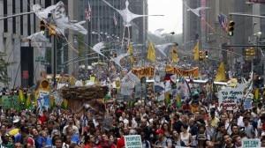 Photo of New York, negozi Patagonia chiusi per la People's Climate March