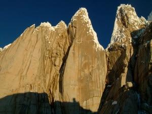 Photo of La grande impresa in Patagonia: Salvaterra e soci di nuovo sulla parete Ovest della Torre Egger