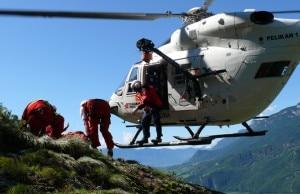 Photo of Precipita per 100 metri dall'Alta Via di Merano, ferito escursionista