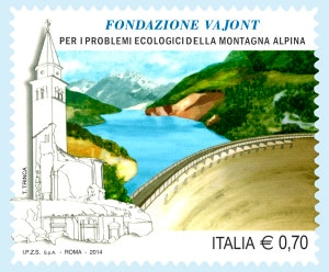 Photo of Vajont, francobollo per 51esimo anniversario della tragedia