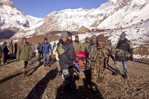 Photo of Tempesta in Himalaya: concluse le operazioni di recupero, almeno 40 morti