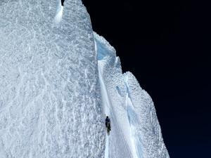 Photo of Cerro Torre, le immagini della salita di Ermanno Salvaterra e compagni