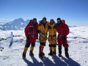 Italiani in cima al Cho Oyu
