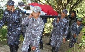 Photo of (English) Two Italian trekkers among three fell unconscious in Himalaya