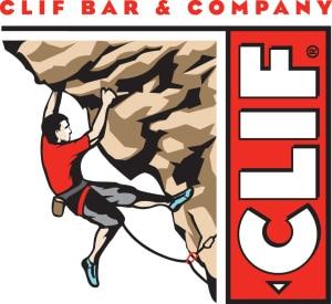 Il logo dell'azienda Clif Bar