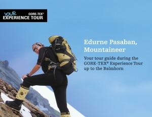 Photo of Concorso Gore-Tex: sali sul Balmhorn con Edurne Pasaban