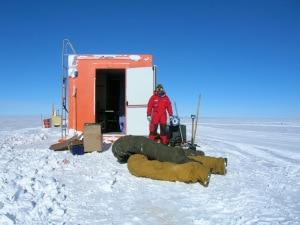 Guide alpine in Antartide per le ricerche di Enea - Una foto della fase di addestramento (photo www.esercito.difesa.it)