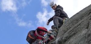 Photo of Morì alla Barre des Ecrins, una via di arrampicata in ricordo di Luca Gaggianese