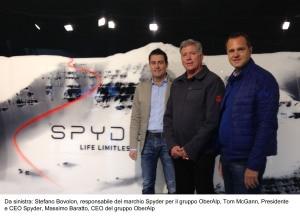 Photo of Oberalp e Spyder insieme per il mercato italiano dal 1 gennaio