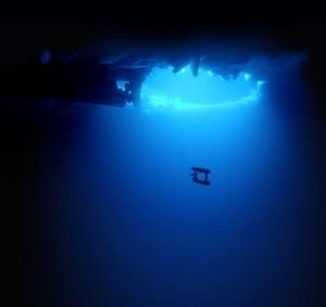 Photo of Ghiaccio antartico più spesso e deformato, lo rivela robot subacqueo