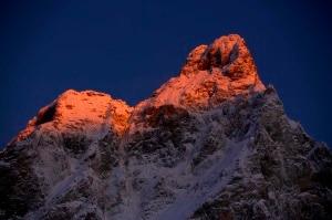 Photo of Cervino illuminato a Capodanno, al via i festeggiamenti per i 150 anni