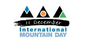 Il logo della Giornata internazionale della montagna
