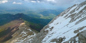 Photo of Gran Sasso, valanga dal Corno Piccolo: morti due volti noti dell'alpinismo locale