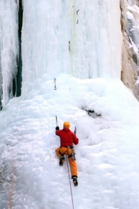 International Youth Ice Climbing Festival in Turchia