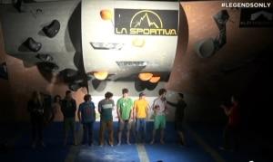 Photo of La Sportiva Legends Only 2014, vince Adam Ondra