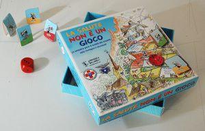 """Photo of Rischi in montagna spiegati con un gioco in scatola, il Cai presenta: """"La salute non è un gioco"""""""
