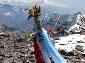 Photo of In cima all'Aconcagua: conquistare l'inutile per sentirti così bene