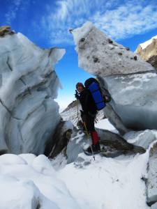 Photo of Nanga Parbat, Elisabeth Revol lascia il campo base