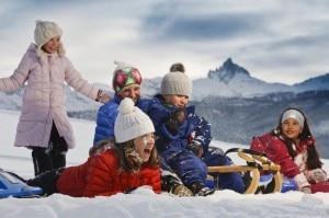 Photo of Cortina for kids: l'inverno a misura di bambino