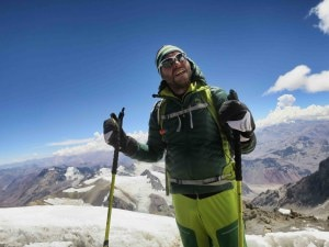Photo of Nico Valsesia da record all'Aconcagua: 255 km e 7000 metri di dislivello in meno di 23 ore