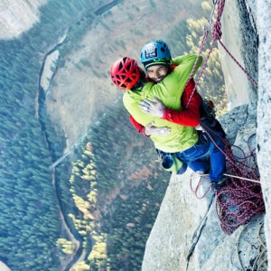 Photo of Liberata la Dawn Wall: Tommy Caldwell e Kevin Jorgeson in cima al El Capitan