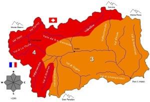 Photo of Pericolo valanghe: bollino rosso in Val d'Aosta
