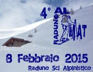 """Photo of Skialp, domenica 8 febbraio la 4° edizione del Raduno """"Al Mat"""""""