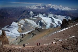 Photo of Aconcagua da record, le foto dell'impresa di Nico Valsesia