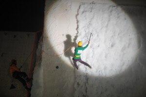 Photo of Coppa del mondo di Iceclimbing, Angelika Rainer e Heeyong Park vincono la tappa francese