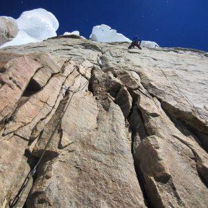 """Photo of Ancora Haley e Leclerc: salgono la parete nord del Cerro Torre e aprono la """"Directa de la Mentira"""""""