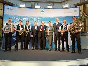 Photo of Convenzione delle Alpi, la presidenza passa alla Germania
