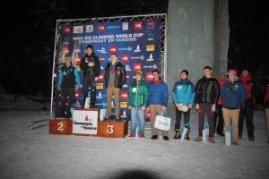 Il podio maschile (photo Marco Servalli)