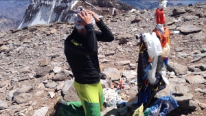 Photo of Nico Valsesia e il record all'Aconcagua: nessun dubbio, mai!