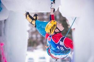 Photo of Arrampicata su ghiaccio, Maxim Tomilov e Woonseon Shin campioni del mondo