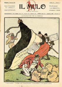 Photo of A colpi di matita: a Trento la Grande Guerra vissuta tramite le caricature