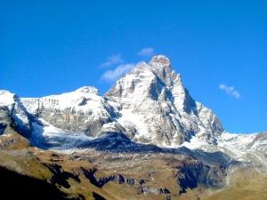 Photo of Il Cervino visto dal Monte Bianco, la riflessione di Gioacchino Gobbi