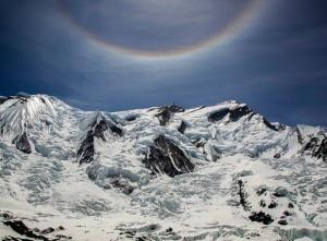 Photo of Annapurna, alpinisti in arrivo al campo base dopo la vetta