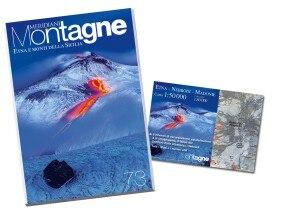 Photo of Meridiani Montagne, in edicola Etna e Monti della Sicilia. Con le pagine di Montagna.tv
