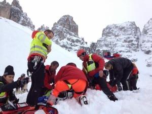 Photo of Cortina, slavina in Val Fonda: sale a due il numero dei morti