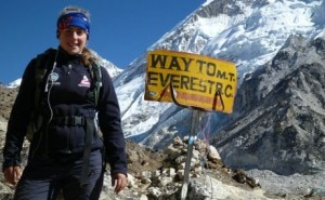 Photo of Teenager australiana tenta record sull'Everest