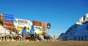 Photo of Alpi, in bici e sugli sci sulle tracce di Heini Holzer