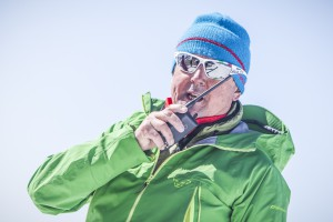 """Photo of Mezzalama, """"condizioni severe"""" sul ghiacciaio. Domani si decide se correre"""
